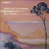 Songs Of Yesterday / 20th works for recorder