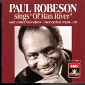 Paul Robeson Sings Ol' Man River and Other Favorites