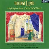 Lloyd: John Socman (Highlights) / Lloyd, Philharmonia Orch