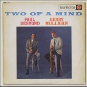 Gerry Mulligan/Paul Desmond: Two of a Mind
