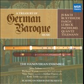 A Treasury of German Baroque Music