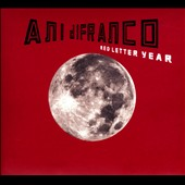 Ani DiFranco: Red Letter Year [Digipak]