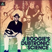 J Boogie's Dubtronic Science: Undercover [Digipak] *