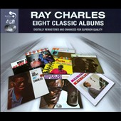 Ray Charles: Eight Classic Albums [Box]