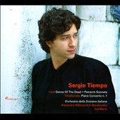 Liszt: Dance of the Dead; Petrarch Sonnets; Tchaikovsky / Sergio Tiempo