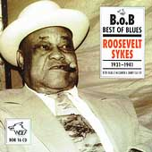 Roosevelt Sykes: 1931-1941