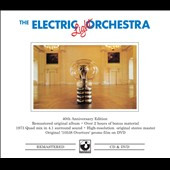 Electric Light Orchestra: The Electric Light Orchestra [40th Anniversary Edition Remastered CD & DVD]