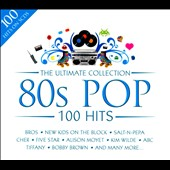 Various Artists: The Ultimate Collection: 80s Pop - 100 Hits