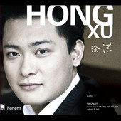Hong Xu plays Mozart: Piano Sonatas K. 282, 310, 332, 576; Adagio K.540 / Hong Xu, piano