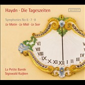 Haydn: The Day Trilogy; Symphonies Nos. 6 