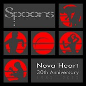The Spoons: Nova Heart [EP]