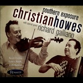 Christian Howes: Southern Exposure [Digipak] *