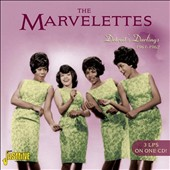 The Marvelettes: Detroit's Darlings 1961-1962