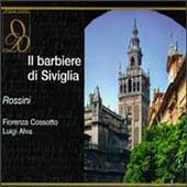 Rossini: Il barbiere di Siviglia / Santini, Cossotto, Alva