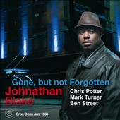 Jonathan Blake/Johnathan Blake: Gone, But Not Forgotten