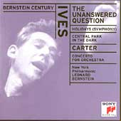 Bernstein Century - Ives: Unanswered Question / New York PO