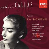 Callas Edition - Puccini: La Bohème - Highlights / Votto