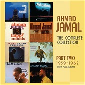 Ahmad Jamal: Complete Collection Part Two: 1959-1962 [Box]