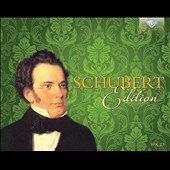 Brilliant Classics Franz Schubert Edition [69 CDs]
