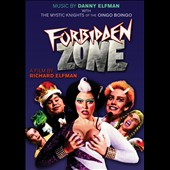 Danny Elfman/Danny Elfman and the Mystic Knights of the Oingo: Forbidden Zone [Original Motion Picture Soundtrack]