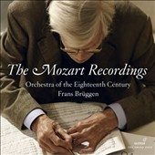 The Mozart Recordings - Symphonies Nos. 39-41; Violin Concertos; Arias; Clarinet Concerto; Requirm; Music for Horn et al. / Frans Bruggen & The Orchestral of the Eighteenth Century