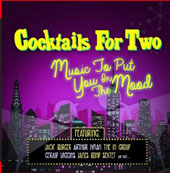 Various Artists: Cocktails for Two: Music to Put You in the Mood