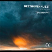 Beethoven (transcribed by Liszt): Symphony No. 9 / Yury Martynov, Bluthner piano c.1867