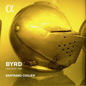William Byrd (1543-1623): Pescodd Time / Bertrand Cuiller, harpsichord