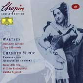 Chopin - Complete Edition Vol 8 - Waltzes, Chamber Music