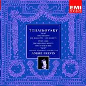 Tchaikovsky: The Ballets / Previn, London Symphony Orchestra
