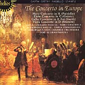 The Concerto in Europe / Demetriades, European Union CO