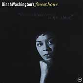 Dinah Washington: Dinah Washington's Finest Hour
