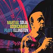 Martial Solal: Plays Ellington