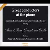 Golden - Great Conductors at the Piano / Kempe, Kubelik, etc