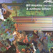 Hopkins: En Attendant, etc;  Gilbert: 9 or 10 Ossanas /Wells