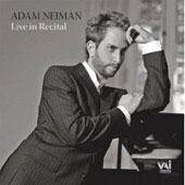 Adam Nieman in Recital