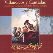 Villancicos y cantadas - Sacred Songs and Dances / Savino