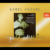 Ancerl Gold Edition 42 - LIszt, B&#225;rta etc/ S&#225;dlo, Karlovsky