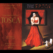 Grand Tier - Puccini: Tosca / Gibson, Milanov, et al