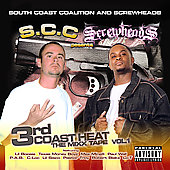 S.C.C. & Screwheads: 3rd Coast Heat [Screwed] [PA]