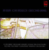 New works for violin & piano by Jan Beran and John Sanderson / John Sanderson, violin; Christopher Raphael, piano