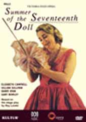 Richard Mills / SUMMER OF THE SEVENTEENTH DOLL / Richard Mills / Elizabeth Campbell [DVD]