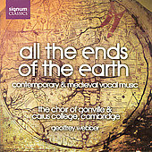 Weir: All the ends of the earth;  Finnissy, etc / Webber
