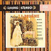 Puccini: La Boh&egrave;me / Leinsdorf, Moffo, Tucker, et al