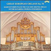 Great European Organs no 70 - Stockholm / Marcus Toren