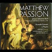 Bach: St Matthew Passion / Butt, Mulroy, Brook, Dunedin Consort & Players