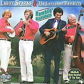 Larry Sparks: Ramblin' Bluegrass