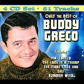 Buddy Greco: Only the Best of Buddy Greco [Box]