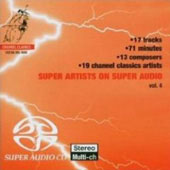 Super Artists on Super Audio Vol. 6