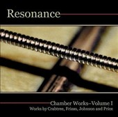 Resonance: Chamber Works, Vol. 1
